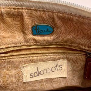 Sakroots Bags - Sakroots Owl Crossbody Bag